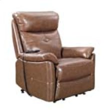 REC-3350 Brazil Chocolate Leather Recliner