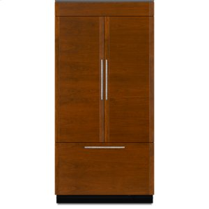 JENN-AIR42-Inch Built-In French Door Refrigerator