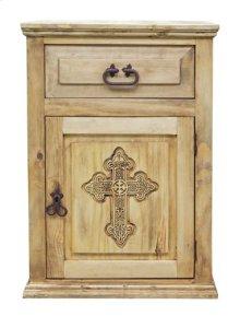 Econo 1 Drawer 1 Door Ns W/crs