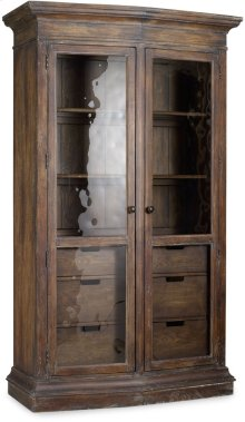 Willow Bend Display Cabinet