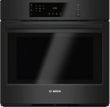 "800 Series 30"" Single Wall Oven 800 Series - Black HBL8461UC"