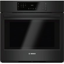 800 Series built-in oven 30'' Black HBL8461UC