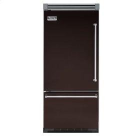 """Chocolate 36"""" Bottom-Mount Refrigerator/Freezer - VIBB (Left Hinge Door)"""