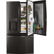 GE Profile™ Series 27.8 Cu. Ft. French-Door Refrigerator with Door In Door and Hands-Free AutoFill Product Image