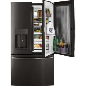 GE ProfileGE PROFILEGE Profile™ Series 27.8 Cu. Ft. French-Door Refrigerator with Door In Door and Hands-Free AutoFill