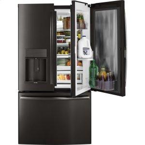 GE Profile™ Series 27.8 Cu. Ft. French-Door Refrigerator with Door In Door and Hands-Free AutoFill Product Image