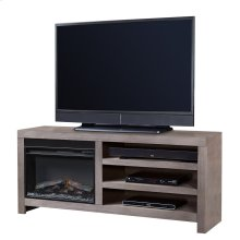 """65"""" Fireplace Console"""