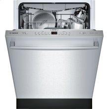 "100 Series 24"" Bar Handle Dishwasher SHXM4AY55N Stainless steel"