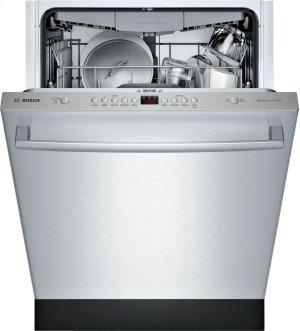 "100 Series 24"" Bar Handle Dishwasher SHXM4AY55N Stainless steel Product Image"