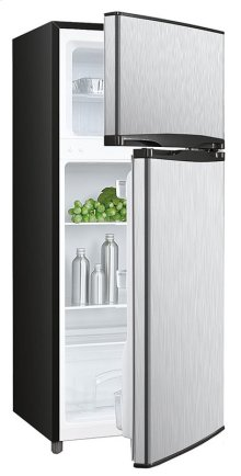 4.5 Cu. Ft. Two Door Refrigerator