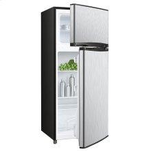 4.5 Cu. Ft. Two Door Refrigerator