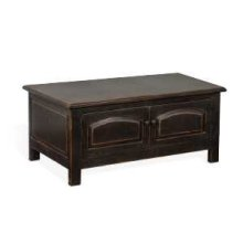 Accent Coffee Table w/ Storage