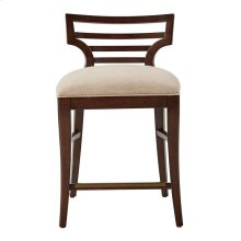 Virage Counter Stool in Truffle