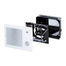 Project Pack. Same as 165F, except includes built-in thermostat.