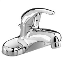 Colony Soft Single Hole Faucet  Metal Drain American Standard - Polished Chrome