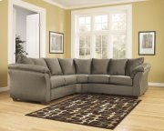 Darcy - Sage 2 Piece Sectional Product Image