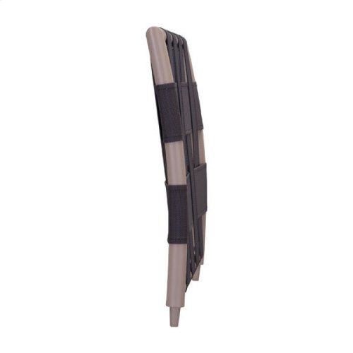 Glass Beach Arm Side/backrest Taupe & Brown