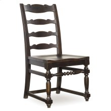 Dining Room Treviso Ladderback Side Chair