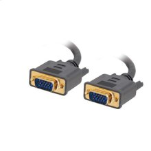 6ft Flexima[TM] VGA Monitor Cable M/M - In-Wall CL3-Rated