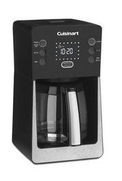 Crystal 14 Cup Glass Programmable Coffeemaker