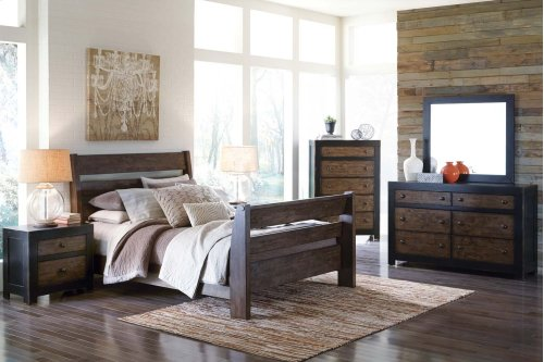"ASHLEY ""Emerfield"" 4Pc Master Bedroom"