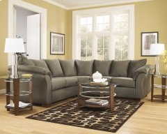 Darcy Sage Sectional Product Image
