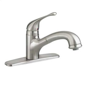 Colony Soft 1-Handle Pull-Out Kitchen Faucet  American Standard - Stainless Steel