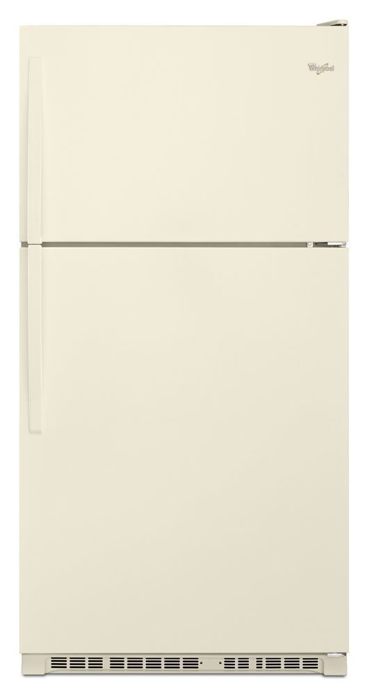 Whirlpool33-Inch Wide Top Freezer Refrigerator - 20 Cu. Ft.