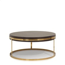 Lando Round Modern Coffee Table