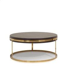 Lando Round Modern Coffee Table