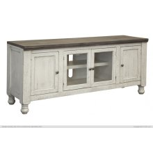 4 Door TV Stand for Wall Unit