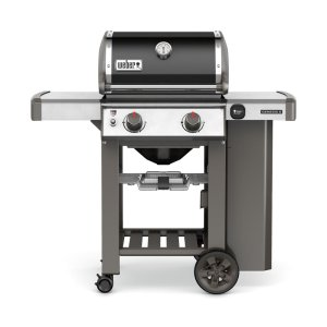 WeberGenesis II E-210 Gas Grill Black Natural Gas