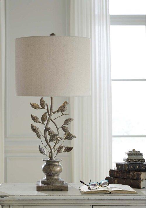 Metal Lamp (1/CN)