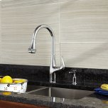 American StandardXavier SelectFlo Pull-Down Kitchen Faucet  American Standard - Polished Chrome