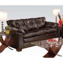 Simmons Premier Choc Sofa