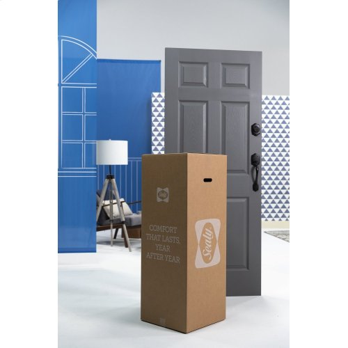 "Hybrid - Essentials Collection - 12"" Hybrid - Mattress In A Box - King"
