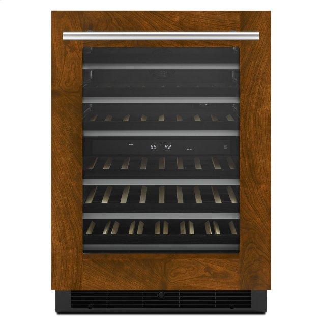 "Jenn-Air Panel-Ready 24"" Under Counter Wine Cellar Panel Ready"