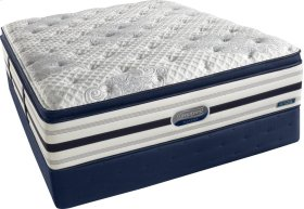 Beautyrest - Recharge - World Class - Troy - Luxury Firm - Pillow Top - Cal King