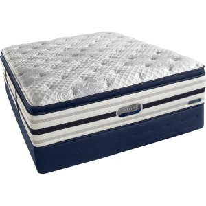 SimmonsBeautyrest - Recharge - World Class - Suri - Luxury Firm - Pillow Top - Cal King