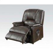 Bwn Pu Recliner W/lift,massage Product Image