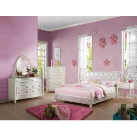 DOROTHY TWIN UPHOLSTERY BED