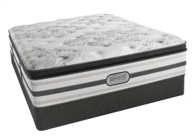 Beautyrest - Platinum - Hybrid - Agatha - Plush - Pillow Top - Full