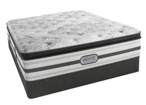 Beautyrest - Platinum - Cinnamon - Plush - Pillowtop - Queen Product Image