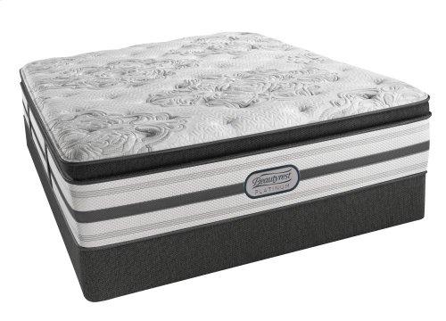Beautyrest - Platinum - Hybrid - Cinnamon - Plush - Pillowtop - King