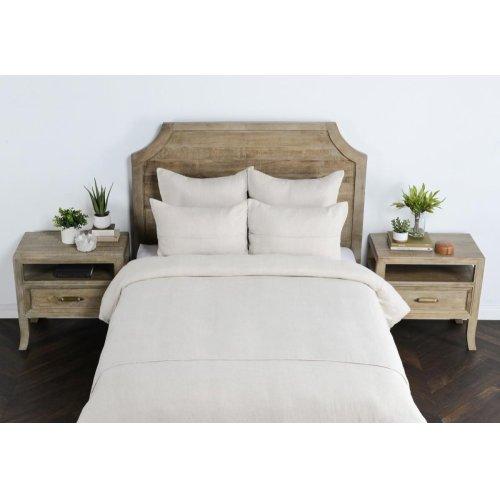 Beaumont Linen Standard Sham 20x26