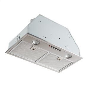 BroanBroan® 20-1/2-Inch Custom Range Hood Power Pack, Stainless Steel, 500 CFM