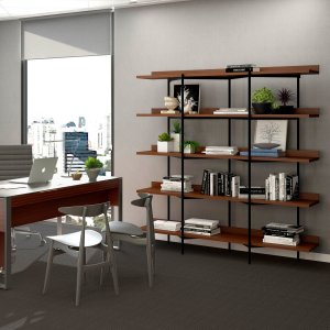 Bdi FurnitureShelving System 5305 in Environmental