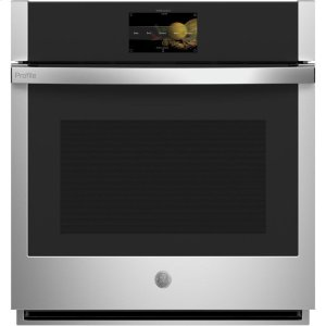 "GE ProfileGE Profile™ 27"" Smart Built-In Convection Single Wall Oven"