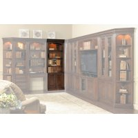 Home Office European Renaissance II 32'' Door Bookcase Product Image