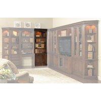 Home Office European Renaissance II 32'' Door Bookcase Product Image